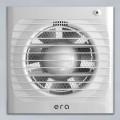 Вентилятор ERA 4S ЕТ осевой вытяжной с антимоскит. сеткой электрон.таймер