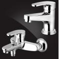 Комплект для ванной комнаты NORDIK-5 2323842-Set5