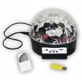Дисколампа светодиодная с MP3 КОСМОС KOCNL-EL145 music