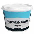 Мастика ГидроМЭБ Акрил 5 кг Грида